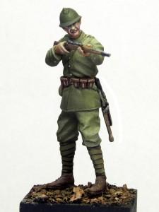 strzelec1920 rok  - figurka 1:35