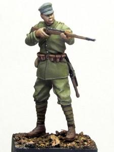 żołnierz w maciejówce