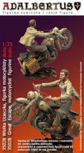 Motocyklista - Wielka Ucieczka