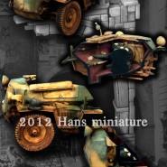 SdKfz od Hans Mianiture