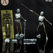 szkielet do rzeźbienia