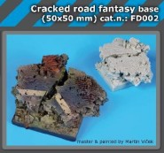 Cracked Road Base