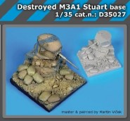 Destroyed Stuart Base