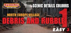 Debris and Rubble 1 - North Europe