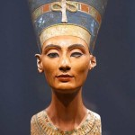 Nefretete, piękna królowa: popiersie Aleksandros Models