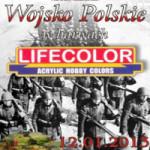 Warsztaty modelarskie Wojsko Polskie w barwach Lifecolor