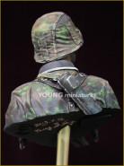 Waffen SS Bust
