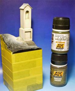 chemia AK-Interactive w akcji