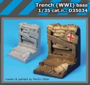 WWi Trench