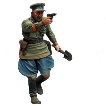 Sowieci atakują, czyli co nowego w figurkach