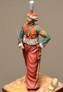 Officier des Mameluks