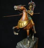 Mounted Samnite Warrior