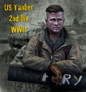 US Army Tanker