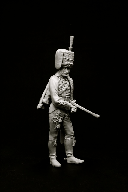 Officer 7th Hussars