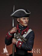 Continental Infantryman