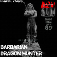 Barbarian Dragon Hunter