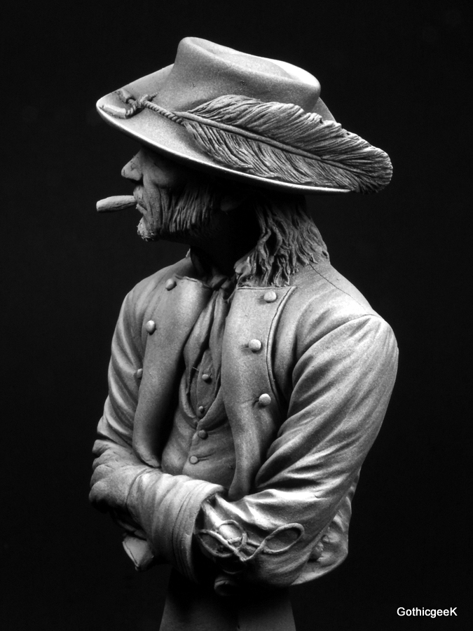 Confederate Officer