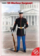 U.S. Marines Sergeant