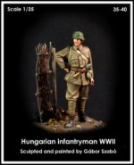 Hungarian Infantryman