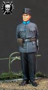 Hungarian Policeman