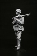 SS MG34 Gunner