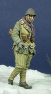 Romanian Infantryman