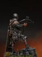 European crossbowman