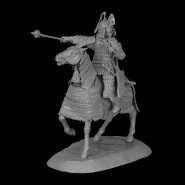 The Mongolian Commander