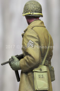 WW2 US Infantry NCO