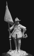 Heavy Cavalry Cornet 1640