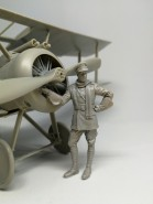 Standing RFC Airman
